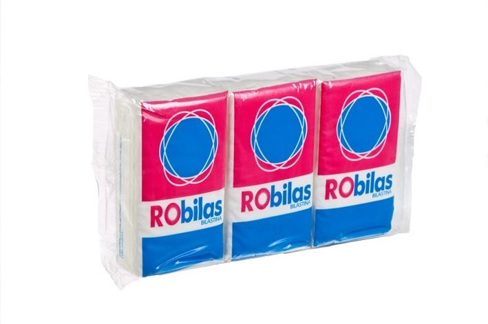 papírové kapesníčky v balíčku