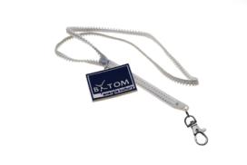 Zip-šnůrky -vyrobené z PVC materiálu nabízí poutavý a neobvyklý způsob, jak prezentovat svou firmu.