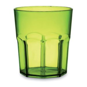 Plastová sklenice z lesklého - 400ml.