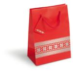 Papírová vánoční taška