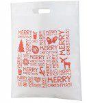 Vánoční taška s motivy