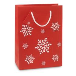 Vánoční taštičky na nákupy i dárky
