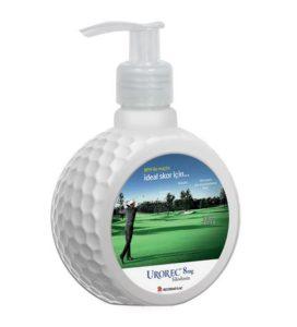 Mýdlo-Gel-golfový míč
