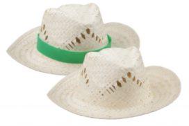 Plážový klobouk.