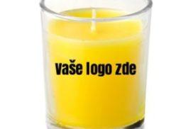 Reklamní svíčky, LED svíčky, relax, péče o tělo