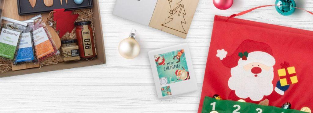 Katalogy vánočních reklamních darů