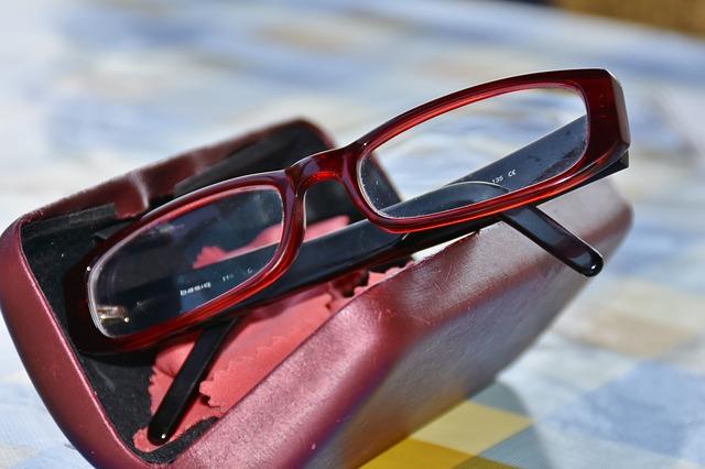 Pouzdra na brýle s potiskem