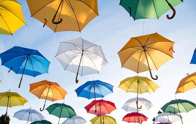 Katalogy - deštníky a slunečníky