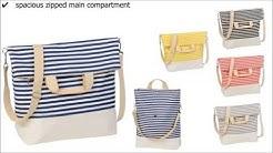 """Plážová taška - """"beach bag"""" s možností potisku novinka na léto"""