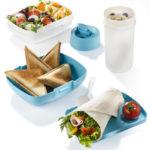 Obědová souprava RUKKO 1200 ml + 540 ml