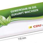 Reklamní sáček s organickou řeřichou