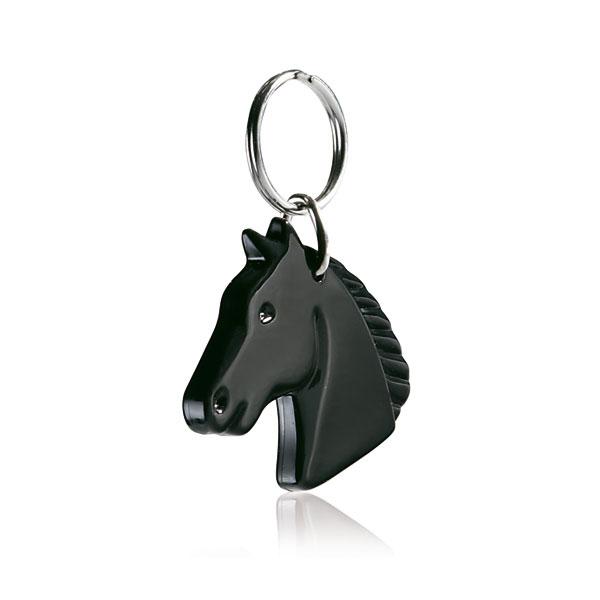 Přívěsek na klíče - hlava koně
