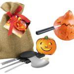 4 dílná halloweenská sada