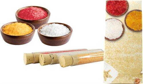 Aromatické koupelové soli