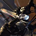 Přední cyklistická svítilna COUTI (bílé diody)