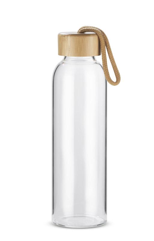Skleněná láhev VIDO