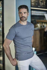 Pánská trička krátký rukáv