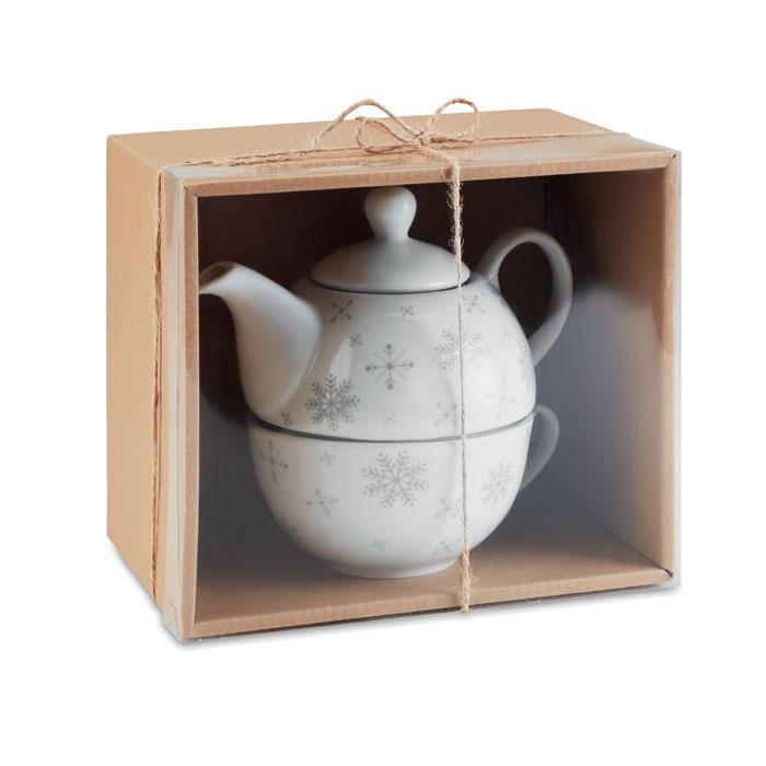 Vánoční čajový set