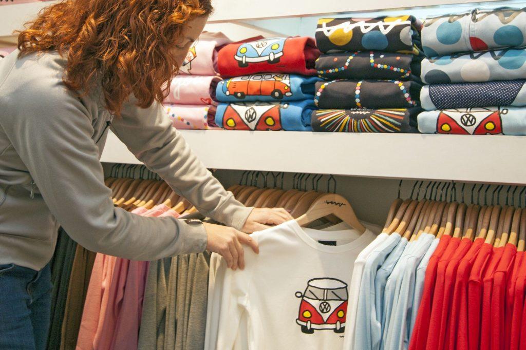 reklamní potisk triček