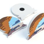 Reklamní PVC magnetky