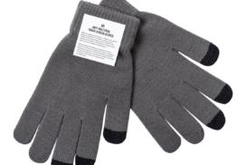 antibakteriální dotykové rukavice