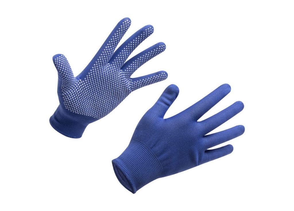 Pár elastických nylonových rukavic