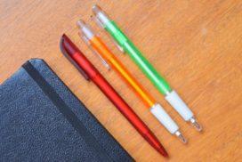 Psací potřeby - propisky, pera, tužky - sety a značkové psací potřeby