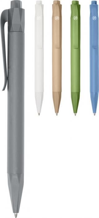 Kuličkové pero z kukuřičného plastu