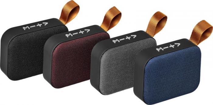 Látkový Bluetooth® reproduktor Fashion