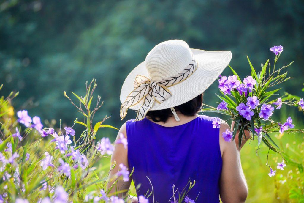 Slaměné a jiné letní klobouky