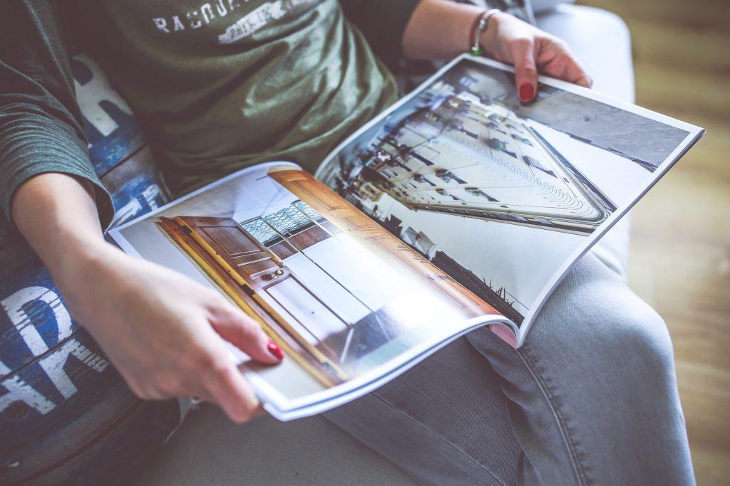 Jednoproduktové katalogy reklamních předmětů
